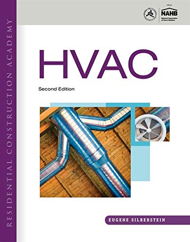 9781439056349: Residential Construction Academy HVAC