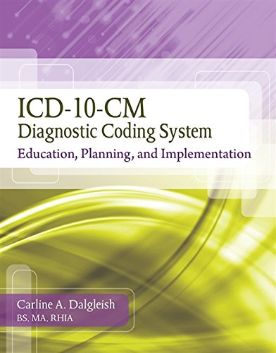 9781439057346: ICD-10-CM Diagnostic Coding System: Education, Planning and Implementation With Premium Website Printed Access Card and Cengage EncoderPro.com Demo ... (Flexible Solutions - Your Key to Success)