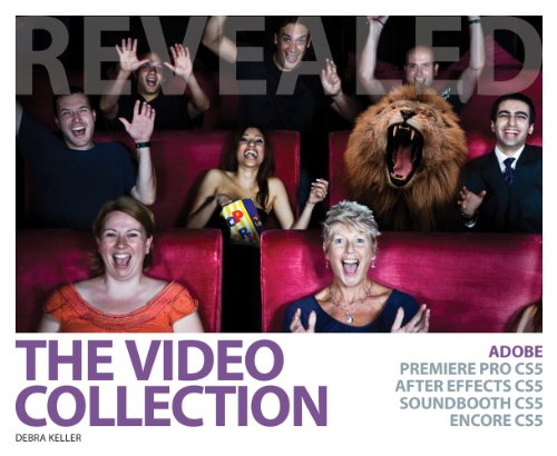 9781439057568: The Video Collection Adobe Premeere Pro CS5