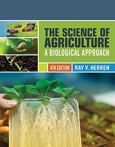 9781439057766: The Science of Agriculture: A Biological Approach