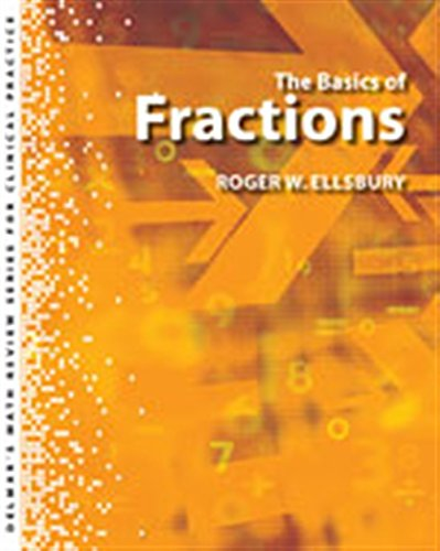 9781439058350: Delmar's Math Review Series for Health Care Professionals: The Basics of Fractions (Looking for Basic Math Review?)