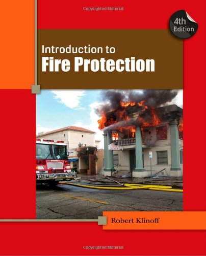 9781439058428: Introduction to Fire Protection