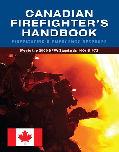 9781439058923: Firefighter's Handbook: Firefighter I & II, Canadian Edition