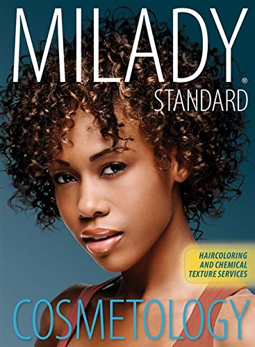 9781439058947: Haircoloring and Chemical Texture Services for Milady Standard Cosmetology 2012 (Milady's Standard Cosmetology)