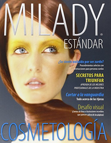 9781439059029: Spanish Translated Milady Standard Cosmetology 2012
