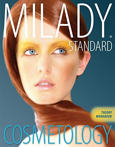 Theory Workbook for Milady Standard Cosmetology 2012 (1439059233) by Milady