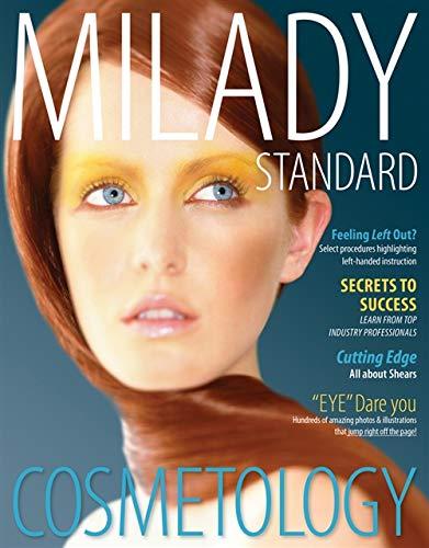 9781439059296: Milady Standard Cosmetology 2012 (Milady's Standard Cosmetology)