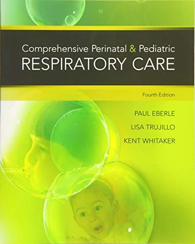 9781439059432: Comprehensive Perinatal & Pediatric Respiratory Care