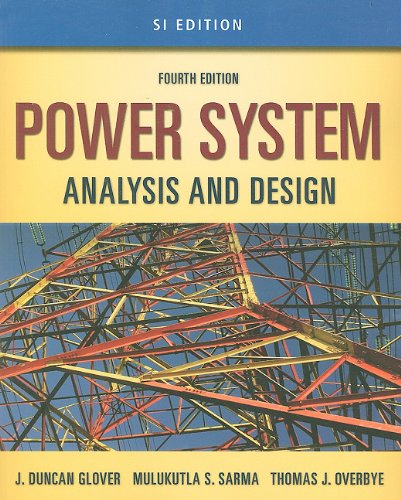 9781439061909: Power System Analysis and Design, Si Version