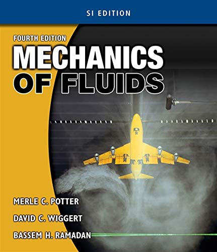 9781439062036: Mechanics of Fluids Si Version