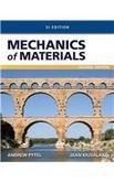 Mechanics of Materials: Si Edition: Pytel, Andrew/ Kiusalaas,