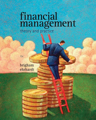 9781439078105: Financial Management: Theory and Practice (Book Only)