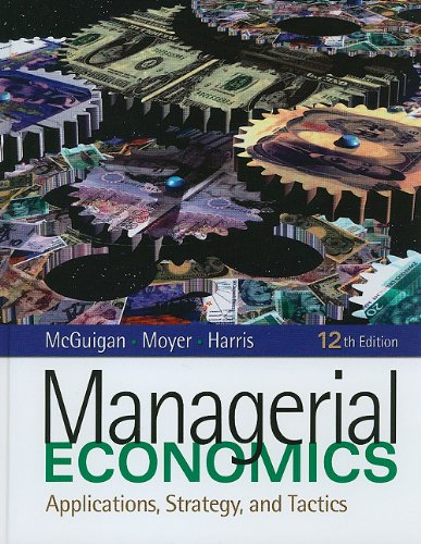 9781439079393: Managerial Economics (Book Only)