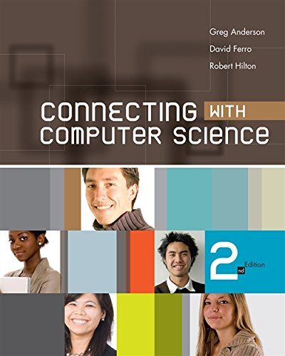 9781439080351: Connecting with Computer Science (Introduction to CS)