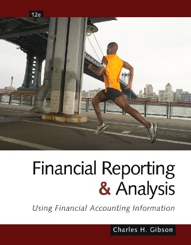 9781439080603: Financial Reporting and Analysis: Using Financial Accounting Information (with ThomsonONE Printed Access Card)