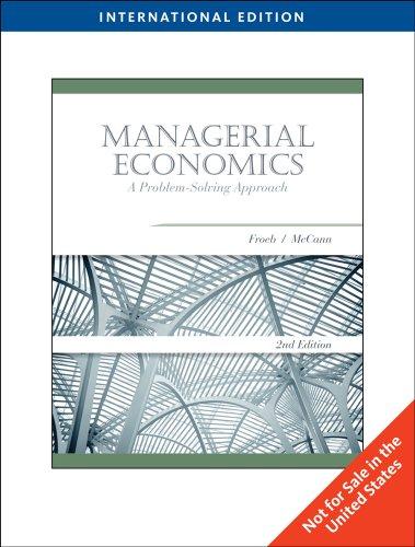 9781439081235: Managerial Economics