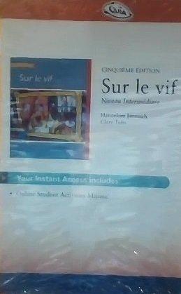 9781439081686: Online Access Sur Le Vif