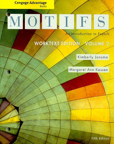 9781439081914: Cengage Advantage Books: Motifs, Volume II