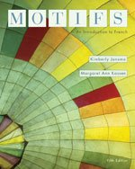 9781439081969: Motifs: An Introduction to French (English and French Edition)