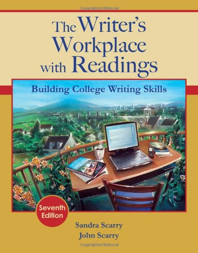 9781439082102: The Writer's Workplace with Readings: Building College Writing Skills (Basic Writing)