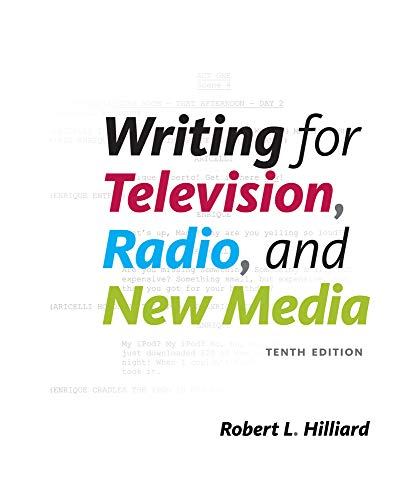 9781439082713: Writing for Television, Radio, and New Media (Broadcast and Production)