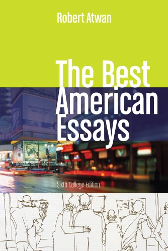best american essays college ed The essay, selected by geoffrey wolff for the best american essays 1989 and collected in heart's desire (1988), is an unforgettable meditation not so much on suicide as on how we remarkably.