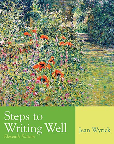 9781439083956: Steps to Writing Well