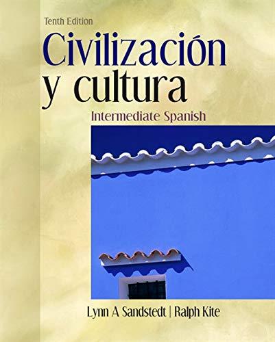 9781439084496: Civilizacion y cultura (World Languages)