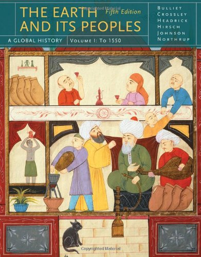 9781439084748: 1: The Earth and Its Peoples: A Global History, Volume I (Available Titles CourseMate)