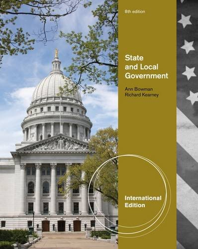9781439085288: State and Local Government