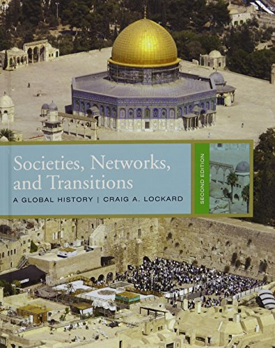 9781439085394: Societies Networks & Transitions AP Edition
