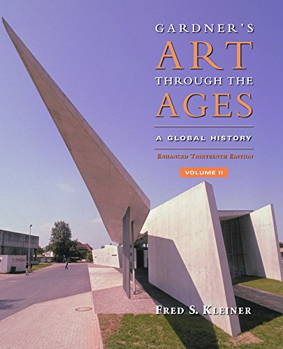 9781439085837: Gardner's Art Through the Ages: Global History, Enhanced Edition, Volume II