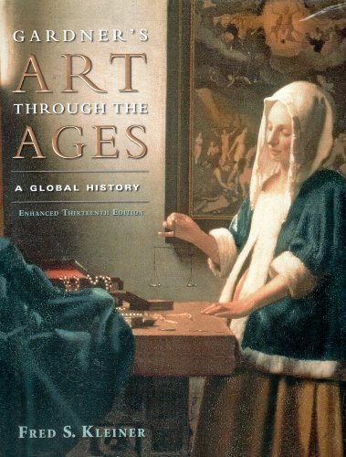 9781439085868: Gardners Art through the Ages: Instructor's Edition A Global History, by Kleiner, 13th Enhanced Edition
