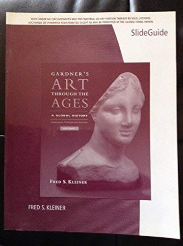 9781439085950: Gadner's Art Through the Ages: A Global History- Enhanced 13th Edition Voume I