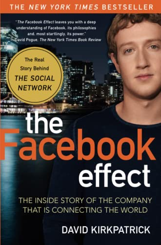 9781439102121: The Facebook Effect: The Inside Story of the Company That Is Connecting the World