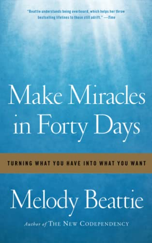 9781439102169: Make Miracles in Forty Days: Turning What You Have into What You Want
