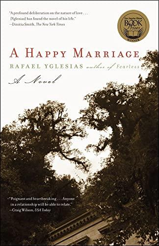 9781439102312: A Happy Marriage: A Novel