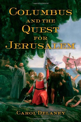 9781439102329: Columbus and the Quest for Jerusalem