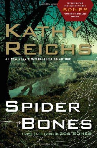9781439102398: Spider Bones (Temperance Brennan Novels)