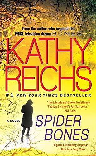 Spider Bones (Tempe Brennan): Reichs, Kathy