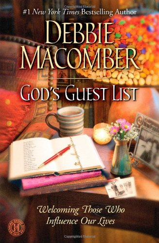 9781439108963: God's Guest List: Welcoming Those Who Influence Our Lives