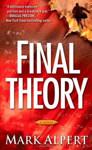 9781439109410: Final Theory: A Novel
