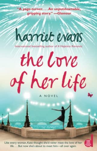 The Love of Her Life: Evans, Harriet