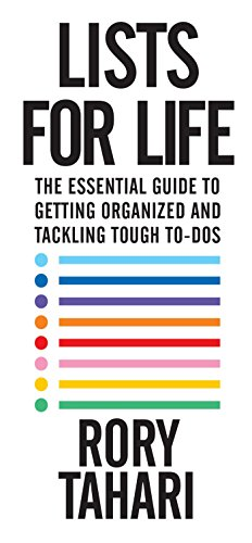 9781439124680: Lists for Life: The Essential Guide to Getting Organized and Tackling Tough To-Dos