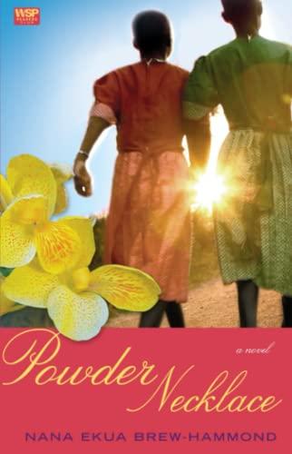 9781439126103: Powder Necklace: A Novel (Wsp Readers Club)