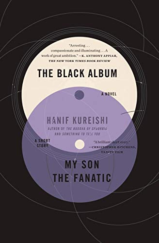 9781439131091: The Black Album with My Son the Fanatic: A Novel and a Short Story