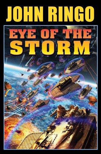 9781439132739: Eye of the Storm (Legacy of the Aldenata)