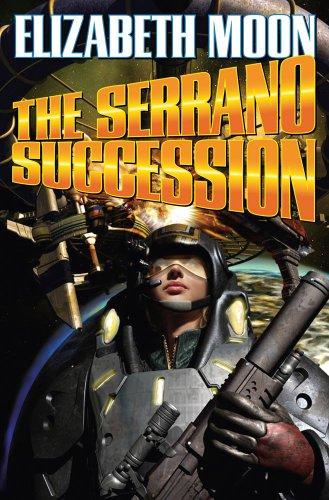 9781439132883: The Serrano Succession (Serrano/Suiza Series)