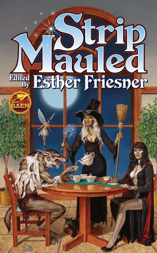 Strip Mauled (Supernatural Suburbia): Lucienne Diver, Tracy S. Morris