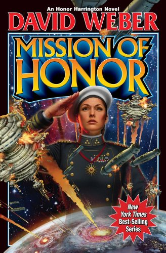 9781439133613: Mission of Honor (Honor Harrington, Book 12)